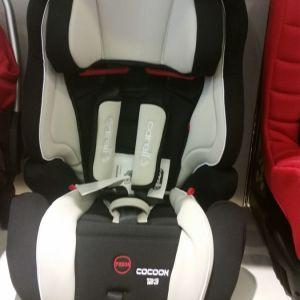 Κάθισμα αυτοκινήτου Carello Cocoon 123 Black 9-36 kg