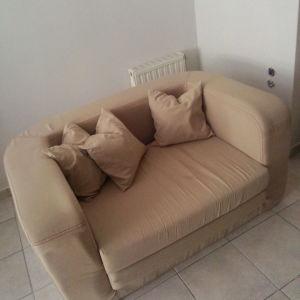 Διθέσιος Καναπές-κρεβατι