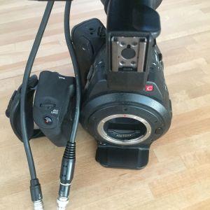 ΒΙΝΤΕΟΚΑΜΕΡΑ Canon C300 mark 1 με DAF upgrade EF