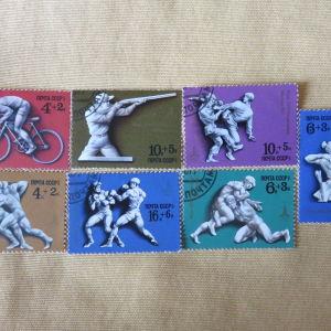 Σοβιετικη ενωση Ολυμπιακοι αγωνες Μοσχας 1980