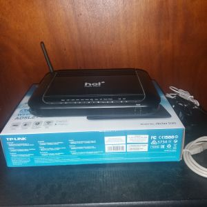 router HOL ΑDSL πωλείται 10 ευρω