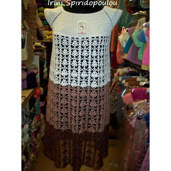 fdcf041dbe1c καλοκαιρινα πλεκτα φορεματα - € 75 - Vendora.gr