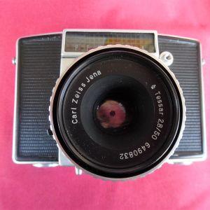 Φωτογραφική μηχανή PENTACON της δεκαετίας του '60.