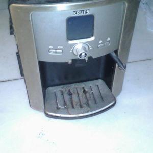 Krups espresso automatic