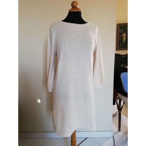 dd21105b61e Φόρεμα κρεμ-λευκό H&M Sweden [κωδ. 2080] - € 13 - Vendora.gr