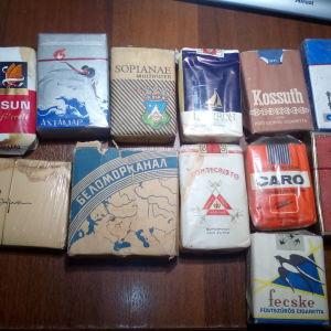 12 πακετα τσιγαρων παλια γεματα