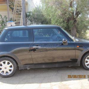 MINI COOPER ONE 2002 135HP 1600cc
