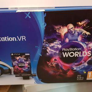 ΜΑΣΚΑ VR PS4 FULL PACK + GAME