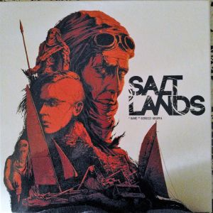 ΕΠΙΤΡΑΠΕΖΙΟ Saltlands - Sail through the Desert!