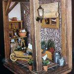 Μινιατούρα Παραδοσιακό Σπίτι της De Agostini