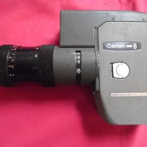 Κάμερα λήψης CANON model Zoom αρχών της δεκαετίας του '60.