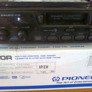 ραδιοκασετοφωνο pionner