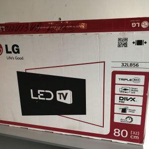 Τηλεόραση LG 32'' LED στο κουτί