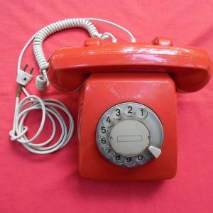 Τηλέφωνο SIEMENS της δεκαετίας του '70.