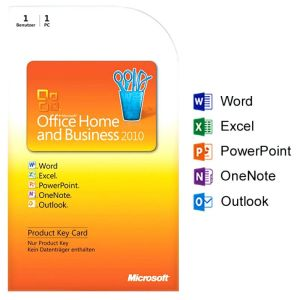Microsoft Office 2010 Small Business