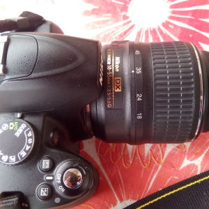 Nikon D3000 - πουλήθηκε