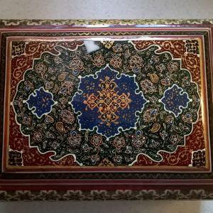 Ξύλινο κουτί από το Ιράν