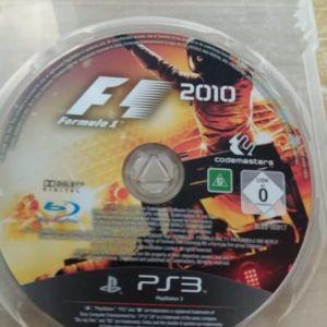 F1 2010 PS3 GAMES