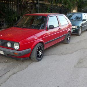 Golf mk2 89 1000 cc 1000 €