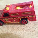 Hot Wheels Rapid Responder