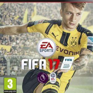 FIFA 17 PS3 GAMES
