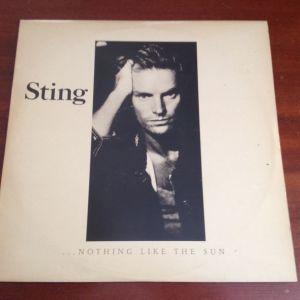 Sting Nothing Like the sun - Δίσκος Βινυλίου