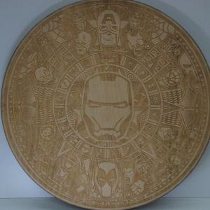 Marvel heros Wheel