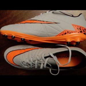 Παπούτσια Νο 46 Ποδοσφαίρου NIKE, Hypervenom Phelon II FG