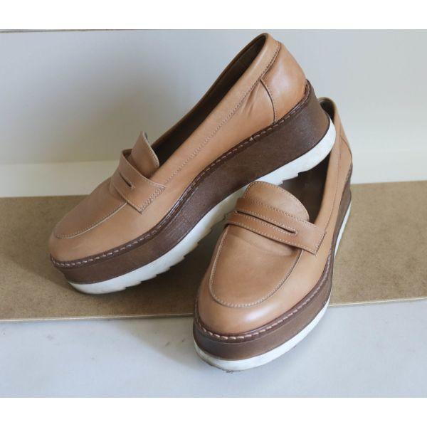 Fratelli Petridi 100% αυθεντικα γυναικεια creepers παπουτσια ... cedb8f15b91