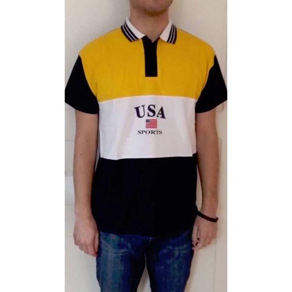 Mπλουζάκια t-shirts τύπου Polo ανδρικά - παιδικα - αγγελίες σε ... 69f299bfeff
