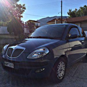 Lancia Ypsilon Full Extra 1o χερι