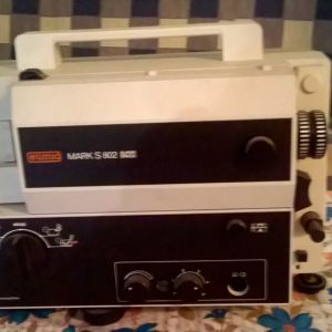 PROJECTOR EUMIG MARKS 802