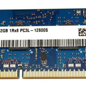 Hynix 2GB 1Rx8 PC3L-12800S-11-12-B2 - RAM DDR3 μνήμη laptop
