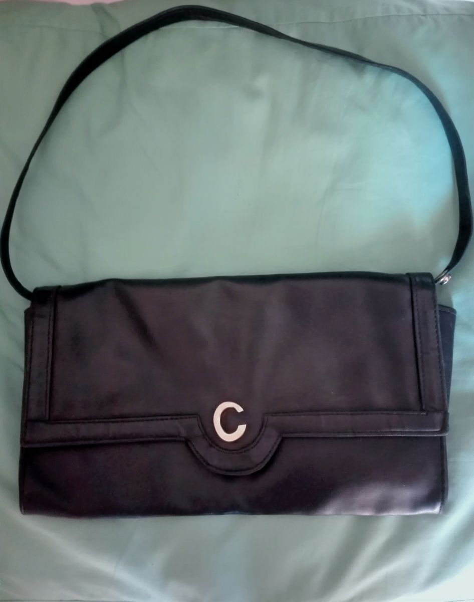 c6b8d82243 Τσάντα μπλε δέρμα φάκελος  κωδ. 3009  - € 7 - Vendora.gr