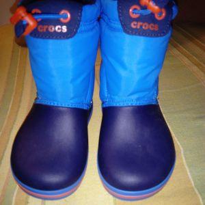 Crocs  καινούργιες μπότες νο24