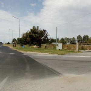 Ενοικιάζεται αγροτεμάχιο 8.500 τ.μ. στη Νέα Ραιδεστό Θεσσαλονίκης επί της Ε.Ο. Θεσ/νίκης - Πολυγύρου