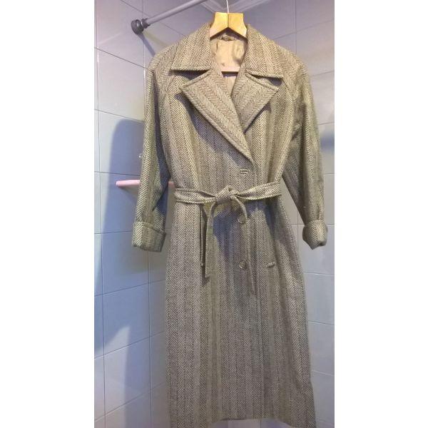 Παλτό ολόμαλλο ψαροκόκαλο - αγγελίες σε Γλυφάδα - Vendora.gr 5bdcda617b0