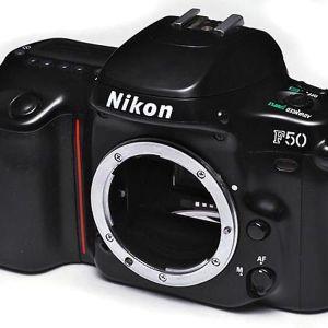 Nikon F50 [FILM] Σωμα και φακό 35-80mm