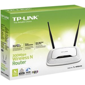 TL-WR841N 300mbps Wireless N Router