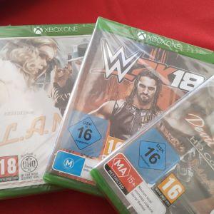 Καινούρια video games για Xbox One