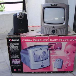 καμερα παρακολουθησης για μωρα-θεσσαλονικη