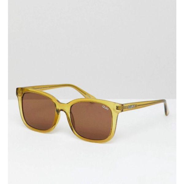 olokenourgia Quay Australia kokkalina gialia iliou. Ολοκαίνουργια Quay  Australia κοκκάλινα γυαλιά ηλίου 9adeb0eb6ab