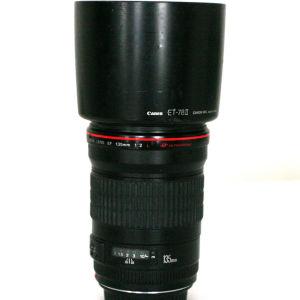 Φακός Canon 135mm L F2 (προστατευτικό φιλτρο KENKOO + hood )!!
