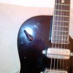 Συλλεκτική Ηλεκτρική Κιθάρα Old Kraftsman (Speed Deamon)