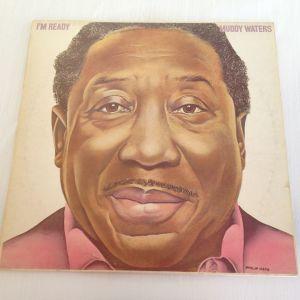 "Muddy Waters: I'm ready (33 RPM -Size: 12"") Δίσκος Βινυλίου 1978"