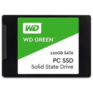SSD WD 120 gb