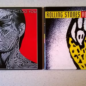 CDs ( 2 ) Rolling Stones