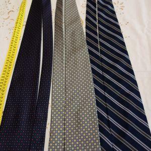 3 Brooks Brothers Ties/Γραβάτες/100 % silk.