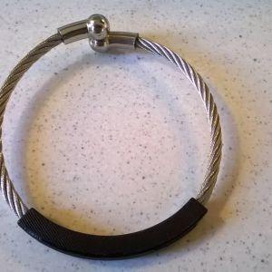 Ducati Gear metal bracelet