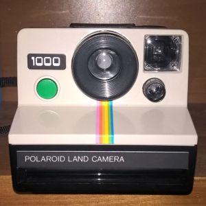 Polaroid συλλεκτική φωτογραφική μηχανή